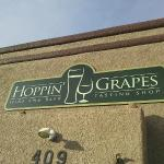 Hoppin' Grapes