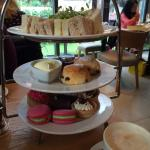Lovely afternoon tea and very good service.
