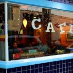 The Cafe, A Mostly Vegetarian Place