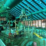 Indoor waterpark at Westgate