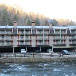 Foto van Days Inn Gatlinburg on the River