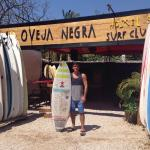 Bild från La Oveja Negra Hostel and Surf Camp