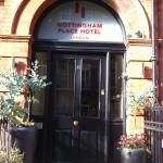 Φωτογραφία: Nottingham Place Hotel