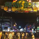Bangla Rd- bars etc