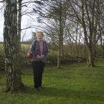 Beryl in the Grounds