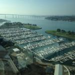 Manchester Grand Hyatt San Diego - View from Harbor Tower