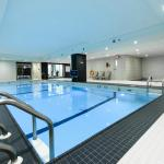 Brand new Indoor swimming pool and hot tub/sauna