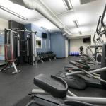 New Fitness Room (Open 24 hours a day)