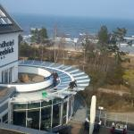 Photo de Strandhotel Ostseeblick