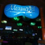 Mermaids lounge at the Silverton