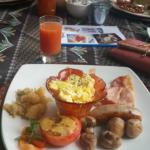 THE AWESOME BREAKFAST