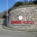 Towers Hotel Stabiae Sorrento Coast Foto