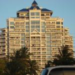 Hotel from Patong beach