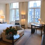 Photo de Waldorf Astoria Amsterdam