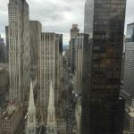 View from Corner Suite 47th floor