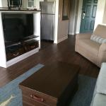 One BR family room