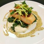 Chef's often creates special entrees using fresh seasonal ingredients