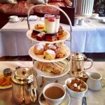 Best afternoon tea! As much as you can eat will complimentary refills on everything!