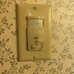 Room lightswitch