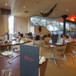 Amy's Bar and Bistro at the Dingley International Hotel