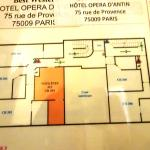 Photo de Best Western Opera d'Antin