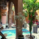 Beautiful courtyard 2