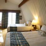 Chalet with Double Beds