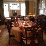 Φωτογραφία: Abbington Green Bed and Breakfast Inn