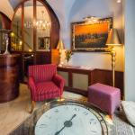 Photo de Hotel The Golden Wheel (U Zlateho Kola)