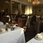 Breakfast hall which had lovely classical music playing gently in the background with beautiful