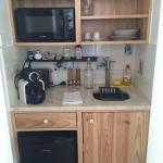 Small but functional kitchen