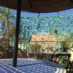 Roof Terrace, Riad Africa