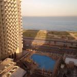 Bilde fra InterContinental David Tel Aviv