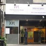 Foto van Mercure Welcome Melbourne