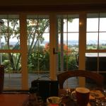 View at breakfast - Silver Peaks
