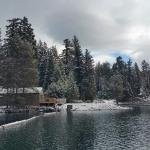 Hoodoo's Crescent Lake Resort Foto