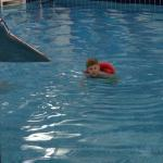 Swimming lesson at haven seaview fab pool staff thank you