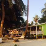 Foto de Tobacco Caye Lodge