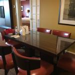 dining table in 1 BR suite