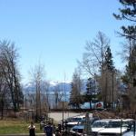 View from Spindleshanks' deck at North Shore, King's Beach.