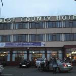 West County Hotel Foto