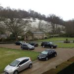 View from Gouthwaite Suite.