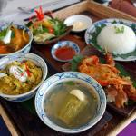 Mains from Khmer set