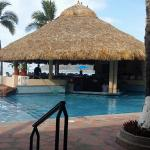 Swim up bar..Pool #2