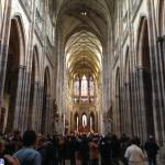 St Vitus Cathedral at the castle