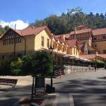Jenolan Caves House - picture perfect!