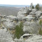 Nearby Garden Of the Gods in Shawnee National Forest