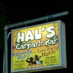 Hal's Car Park Bar
