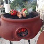 use the BBQ - it is great! small fee for setup