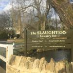The Slaughters Country Inn Foto